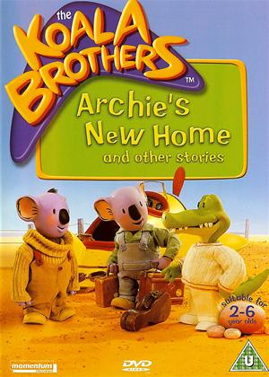 Rent The Koala Brothers: Archie's New Home Online DVD Rental