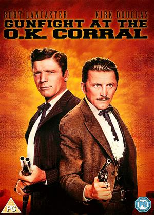 Gunfight at the O.K. Corral Online DVD Rental