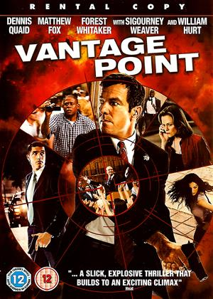 Vantage Point Online DVD Rental