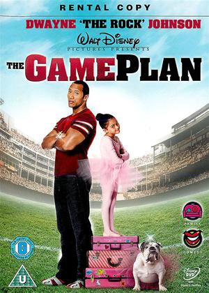 Rent The Game Plan Online DVD Rental