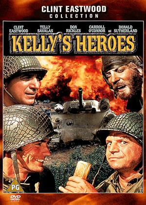 Kelly's Heroes Online DVD Rental
