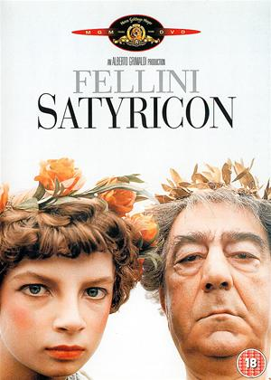 Fellini: Satyricon Online DVD Rental