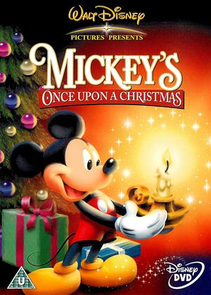 Mickey's Once Upon a Christmas Online DVD Rental