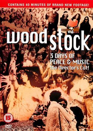 Woodstock Online DVD Rental