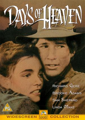 Rent Days of Heaven Online DVD Rental