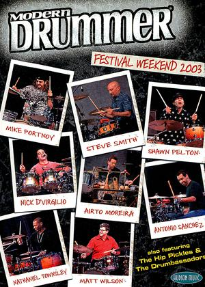 Rent The Modern Drummer Festival 2003 Online DVD Rental