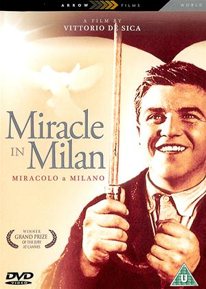 Miracle in Milan Online DVD Rental