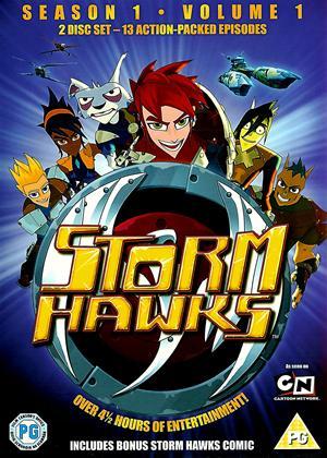 Rent Storm Hawks: Series 1: Vol.1 Online DVD Rental
