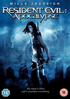 Resident Evil: Apocalypse Online DVD Rental