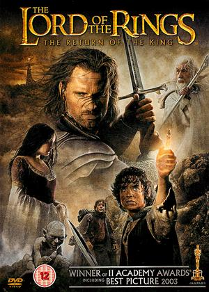 The Lord of The Rings: The Return of The King Online DVD Rental