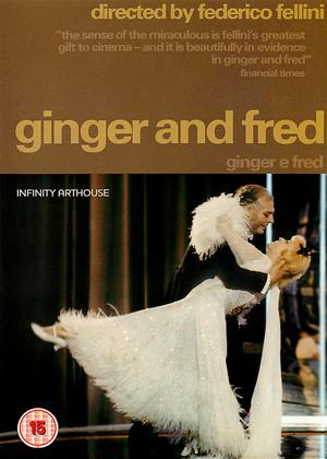 Ginger and Fred Online DVD Rental