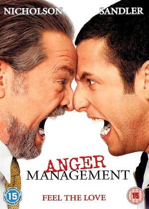 Anger Management Online DVD Rental