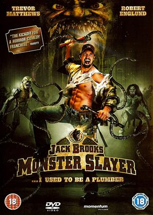 Jack Brooks: Monster Slayer Online DVD Rental