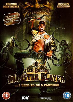 Jack Brooks: Monster Slayer Online DVD Rental