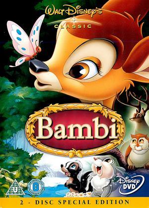 Bambi Online DVD Rental