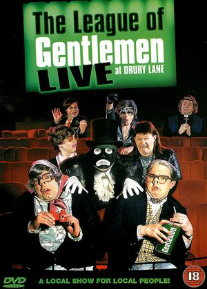 Rent The League of Gentlemen: Live at Drury Lane Online DVD Rental