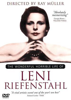 The Wonderful Horrible Life of Leni Riefenstahl Online DVD Rental
