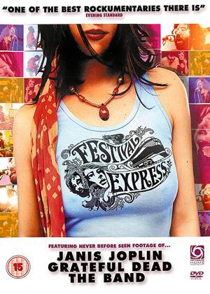 Festival Express Online DVD Rental