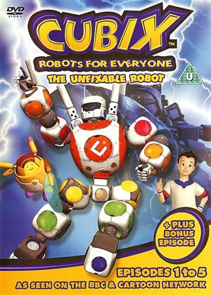 Rent Cubix: Robots for Everyone Online DVD Rental