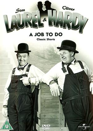 Laurel and Hardy: A Job to Do Online DVD Rental