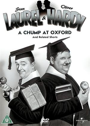 Laurel and Hardy: A Chump at Oxford Online DVD Rental
