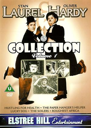 Rent Laurel and Hardy Collection 1 Online DVD Rental