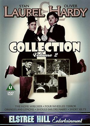 Laurel and Hardy Collection 2 Online DVD Rental