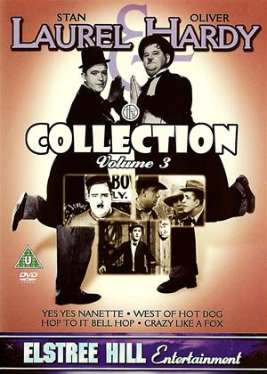Rent Laurel and Hardy Collection 3 Online DVD Rental