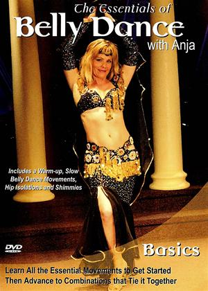 Rent Bellydance with Anja: The Essentials of Bellydance Online DVD Rental