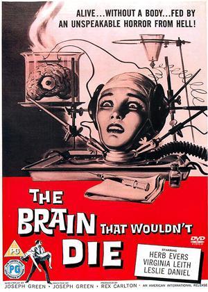 The Brain That Wouldn't Die Online DVD Rental