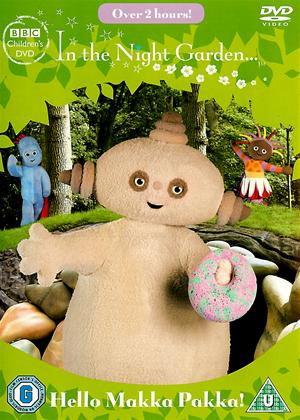 Rent In the Night Garden: Hello Makka Pakka Online DVD Rental