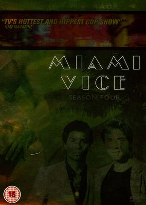 Miami Vice: Series 4 Online DVD Rental