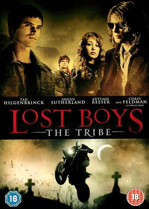 Rent Lost Boys: The Tribe Online DVD Rental