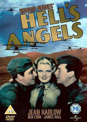 Rent Hell's Angels Online DVD Rental