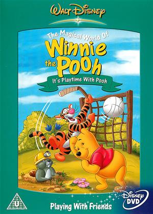 Magical World of Winnie the Pooh: Vol.3: It's Playtime with Pooh Online DVD Rental