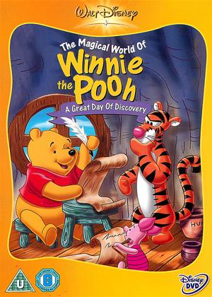 Magical World of Winnie the Pooh: Vol.4: A Great Day of Discovery Online DVD Rental