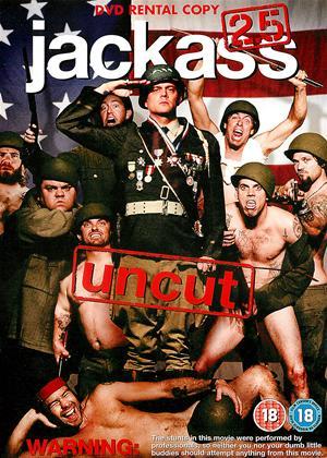 Jackass 2.5 Online DVD Rental