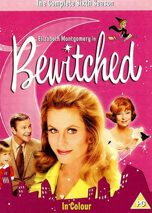 Bewitched: Series 6 Online DVD Rental