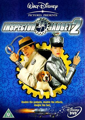 Inspector Gadget 2 Online DVD Rental
