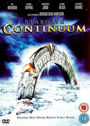 Stargate Continuum Online DVD Rental