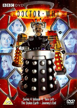 Rent Doctor Who: New Series 4: Vol.4 Online DVD Rental