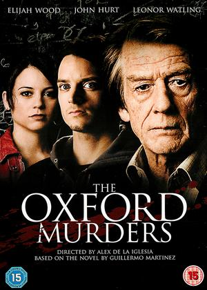 The Oxford Murders Online DVD Rental