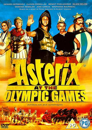 Rent Asterix at the Olympic Games (aka Astérix aux jeux olympiques) Online DVD Rental