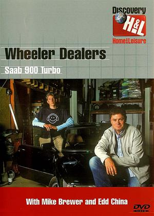 Wheeler Dealers: Saab Online DVD Rental