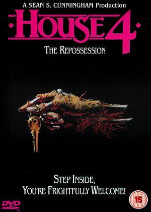 Rent House IV (aka House 4: The Repossession) Online DVD Rental