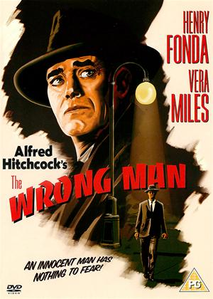 The Wrong Man Online DVD Rental