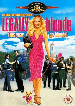Legally Blonde Online DVD Rental
