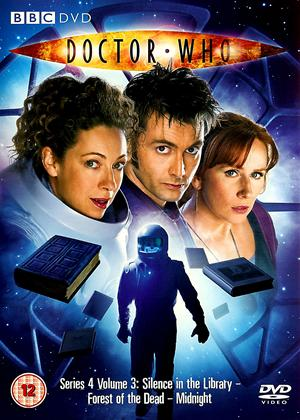 Rent Doctor Who: New Series 4: Vol.3 Online DVD Rental