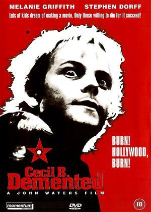 Rent Cecil B. Demented Online DVD Rental