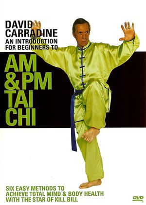 Rent David Carradine: An Introduction to AM and PM Tai Chi Online DVD Rental